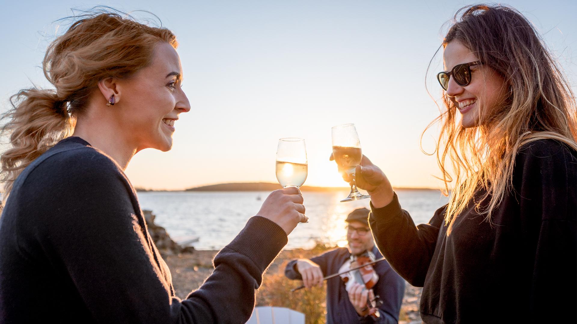 Wines of Nova Scotia