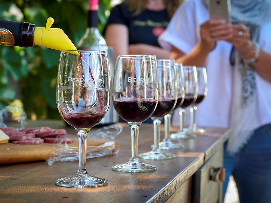 Bear River Vineyards Wine