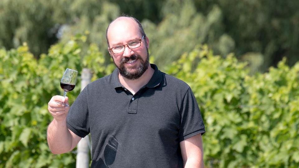 Domaine Grand Pré Winemaker