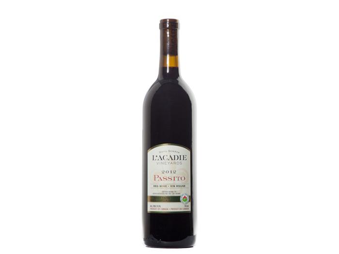 L'Acadie Vineyards 2012 Passito