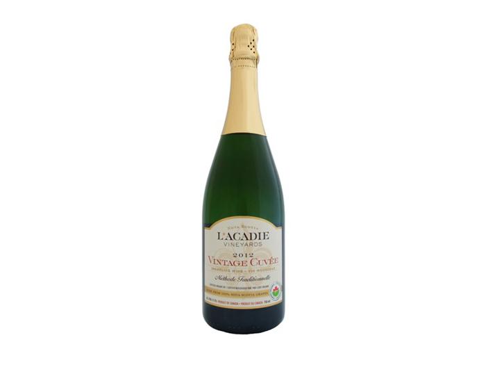 L'Acadie Vineyards 2012 Vintage Cuvée