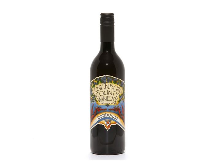Lunenburg County Winery Ironbound Wine