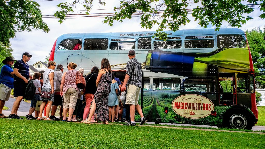 Magic Winery Bus Tour